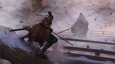 Dark Souls creator [Hidetaka Miyazaki] on what sets Sekiro: Shadows Die Twice apart Dark Souls, Devil May Cry, Hidetaka Miyazaki, Ninja, Yoshi, Twice Video, Switch Nintendo, From Software, Hack And Slash