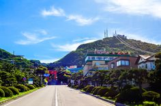 "https://flic.kr/p/vgZChS ""Gokokujinja-zaka Slope and Mt Hakodate."" Photo by Maya PHOTOGRAPHY http://mayaphgrphy.wix.com/home Thank you for following Hakodate Pictorial. Please ""Share"" or ""Like"" if you like photos. #日本 #japan #北海道 #hokkaido #函館 #hakodate #護国神社坂 #GokokujinjaZaka"