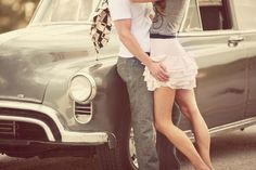 Cute Couple Photography | beautiful, car, couple, cute, fashion - inspiring picture on Favim.com