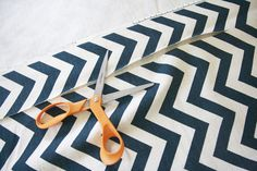 inspiration : Arrow Accents from Chevron  Material