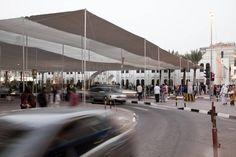 Bar Al Bahrain Pavillion / Noura Al Sayeh & Leopold Banchini
