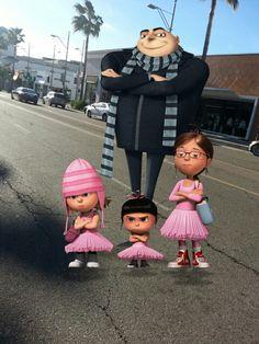 Help the cast of Despicable Me 2 prepare for the next adventure! #DespicableMe #Minions
