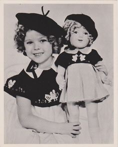1935 Shirley Temple & Shirley Temple Doll
