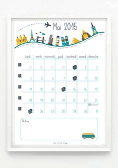 Le calendrier du moi de Mai est disponible sur le Blog => http://meandmytriangles.blogspot.fr/2015/04/calendrier-mai-2015-printable-inside.html #freeprintable #calendar #calendrier #printable #mai2015