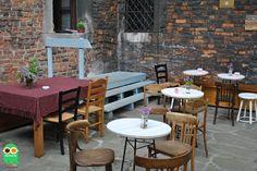 HAMSA coffee pub, Miodowa 41, Cracow
