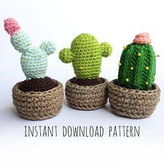 Crochet Cactus Pattern Crochet Pattern Amigurumi Cactus Crochet Cactus Pattern Etsy Crochet Cactus Pattern Gardening With Crochet Buddyrumi. Crochet Cactus Pattern This Cute . Crochet Cactus, Crochet Flowers, Crochet Patterns Amigurumi, Amigurumi Doll, Cactus Craft, Prickly Pear Cactus, Cactus Cactus, Cacti, Amigurumi For Beginners