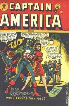 Captain America Comics (1941 Golden Age) 65