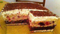 Gyümölcsös kekszes recept   Receptneked.hu (olcso-receptek.hu) - A legjobb képes receptek egyhelyen