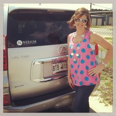 Congrats from #Nerium on earning your #Lexus bonus, Mandy!