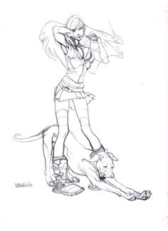 (13) claire wendling | Tumblr
