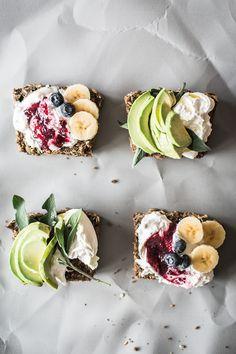 Con una tostada de pan de centeno y burrata de estas, has comido. Bueno, o cenado, o desayunado...o lo que quieras. Es perfecta para disfrutar a cualquier
