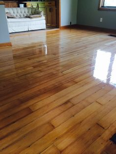 An old worn heart pine floor when refinished can create an antique patina that cannot be achieved with new floors. http://www.renewitfloors.com/ (231) 838-3873 Renewit Petoskey, Harbor Springs, Charlevoix, Traverse City, all of Northern Michigan