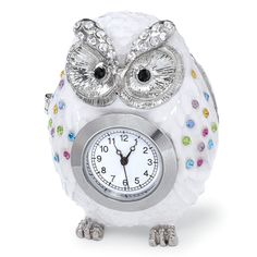 Owl Clock Collectible Box - Gifts for Life's Special Moments – Personalized, Humorous & Collectible