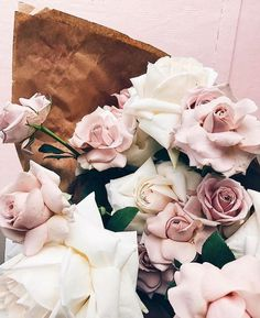 Beautiful delicate roses.