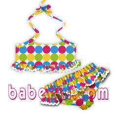 Baby swimwear -  Baby bathing...    Pin, Repin