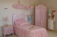 decoraçao de quarto pequeno tema princesa - Pesquisa Google