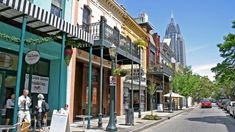 This picturesque city offers visitors a quaint escape full of history, seafood, and Spanish moss. From azaleas to Antebellum homes, here are 8 things to do in Mobile on your next trip. Mobile Alabama, Antebellum Homes, Tybee Island, Delray Beach, Vero Beach, Best Places To Live, Beach Town, Historical Architecture, White Sand Beach