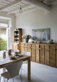 Modern Home Decorating with Reclaimed Wood, 14 Artistic Wood Recycling Ideas