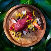 Farofa de cacao à l'açai - une recette Recettes de chefs - Cuisine