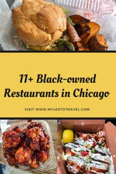 11+ Black-Owned Restaurants in the Chicago Area - Myles To Travel
