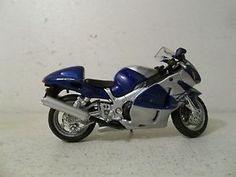 2010 maisto motorcycles 118 scale 2000 suzuki gsx1300r hayabusa blue silver - Categoria: Avisos Clasificados Gratis  Item Condition: Used2010 MAISTO118 SCALE2000 SUZUKI GSX1300R HAYABUSABLUESILVERFEW CHIPS AND MARKSWAS ON A DISPLAY SHELF FREE SHIPPING AND HANDLING TO USAWILL SHIP TO ANYWHEREMUST BE PAID WITHIN 5 DAYS OF AUCTION ENDthank you!Price: See Details