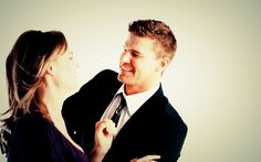 Bones and Booth- favorite couple on tv