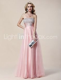 Prom Dress Lushness