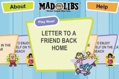 Mad Libs - iOS app from Pearson PLC | Appolicious ™ iPhone and iPad App Directory