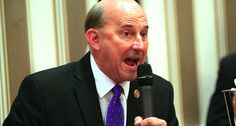 Louie Gohmert goes crazy on the House floor: Is Obama a terrorist? I'm just asking!  - -  05 JUN 2015