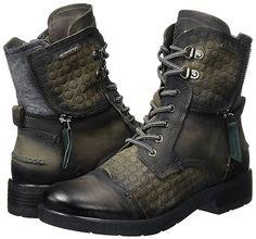 af9f9e1b4655 Rieker Damen M3731 Hohe Sneaker  Amazon.de  Schuhe   Handtaschen ...