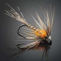 Fly Fish Food -- Fly Tying and Fly Fishing : Bucktooth Callibaetis Nymph