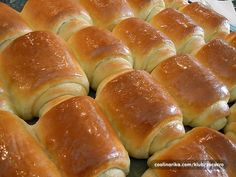 Recepti – Page 3 – Zilina Kuhinjica Czech Recipes, Croatian Recipes, Russian Recipes, New Recipes, Cooking Recipes, Ethnic Recipes, Recipies, Bread Dough Recipe, Bun Recipe