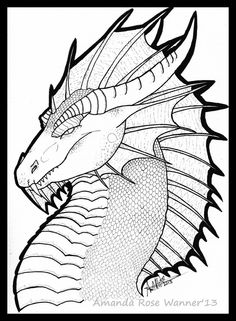 Water Dragon Free Line Art By Kazurramah On DeviantArt