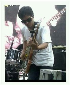 Stage on RIUNG MUNGPULUNG with kingarden band