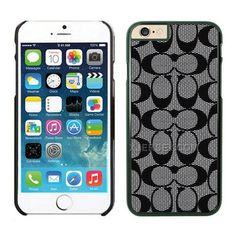 http://www.xjersey.com/coach-iphone-6-cases-black26.html COACH IPHONE 6 CASES BLACK26 Only 19.87€ , Free Shipping!