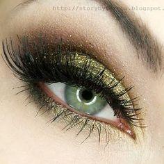 Glitter Night – Makeup Tutorial by Joanna D