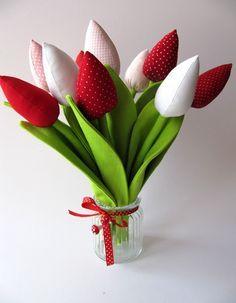 felt flowers bouquet - Google Search