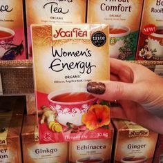 Уникална освежаваща чаена смес с неповторим вкус и аромат от #YogiTea.  До края на месец януари всички чайове нa Yogi Tea са с отстъпка от 10%. Може да ги разгледате от тук: http://spirala.bg/bio/producers/yogitea-producers