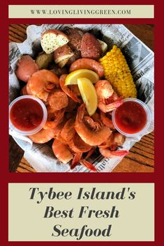 On a recent trip to Tybee Island, we found the best seafood that we have ever put in our mouth. Read on to learn about what makes it so great! Savannah Georgia, Tybee Island Georgia, Savannah Chat, Fresh Seafood, Fish And Seafood, Tybee Island Restaurants, City Restaurants, Bora Bora, Bon Voyage