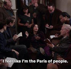 Series Movies, Movies And Tv Shows, Brooklyn Nine Nine, Sad Day, Paris, Image Sharing, Memes, Good Times, Fangirl