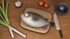 ödüllü kısa animasyon filmi Balığın Kaderi - http://www.viddtv.com/odullu-kisa-animasyon-filmi-baligin-kaderi.html