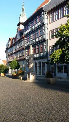 Altstadt Bad Langensalza, Thüringen