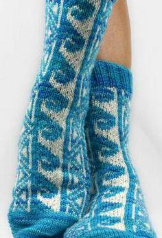 Hawaiian Tattoo Socks