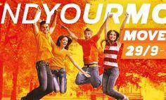 Deutscher Turner-Bund announces MOVE Week 2014 video contest Video Contest, Croatia, Ronald Mcdonald, Movie Posters, Movies, Fictional Characters, News, Germany, Sport