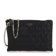 ccd41c18c0 Ο Tsakiris Mallas έχει μια υπέροχη πρόταση! ❤ ❤️Υπέροχη μαύρη τσάντα χειρός  Guess! Διαχρονική και λαμπερή όπως αξίζει σε κάθε βραδυνή μας εμφάνιση! 👑