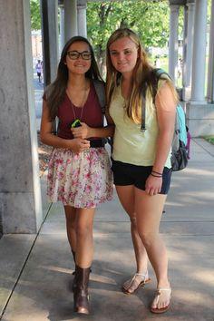 Love having students back on campus! Loomis Chaffee 2013.