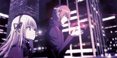 "kirisakicarnival: "" """"""K Return of Kings - Anna and Totsuka "" """