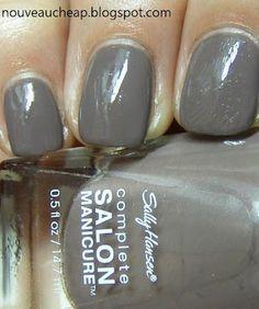 Nouveau Cheap: My favorite Sally Hansen Complete Salon Manicure polishes