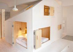 Berlin Hotel Room Has an Entire House Inside — Design News