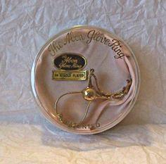 Vintage Gold Plated Abon Glove Ring Holder by MargsMostlyVintage, $15.00